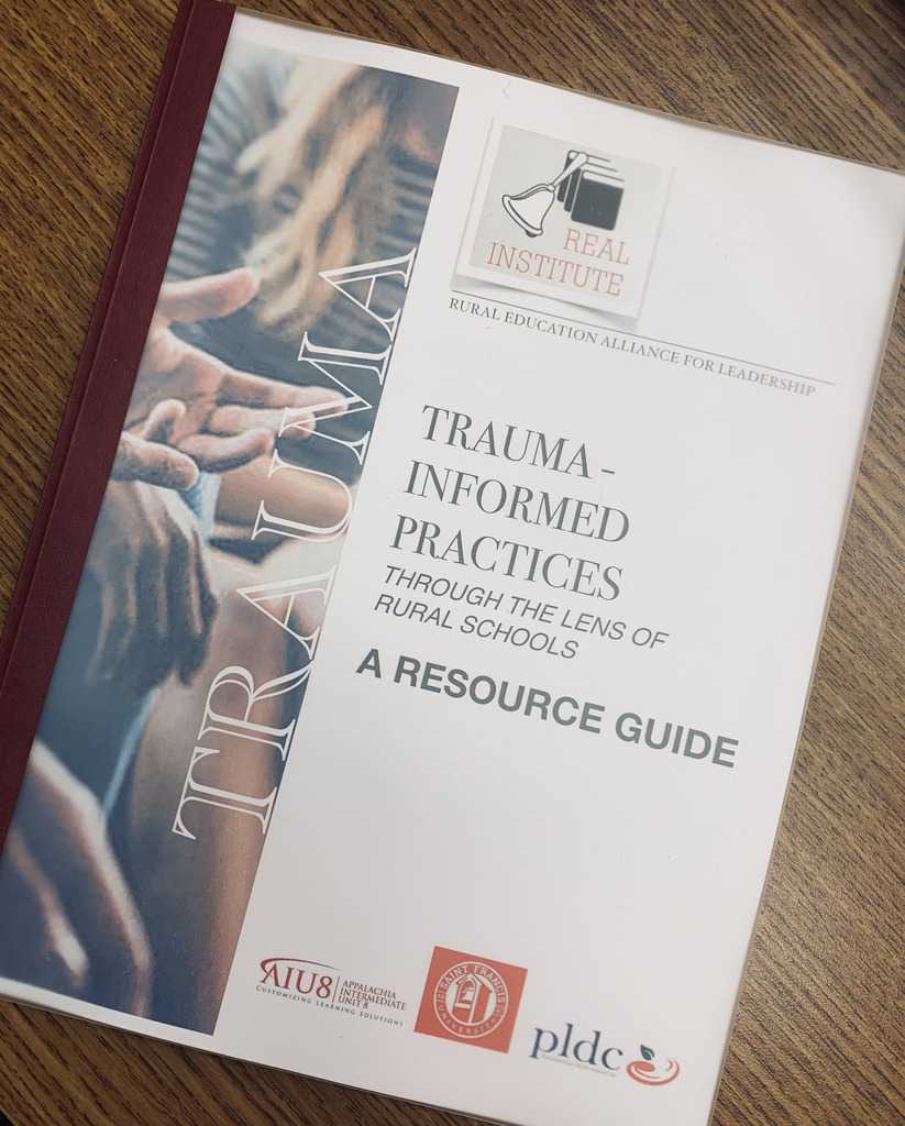 Trauma Resource Guide for schools