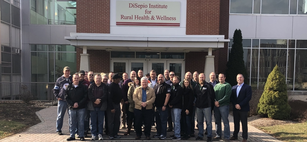 IU8 brings NASRO training to the region.